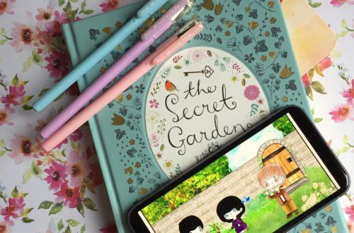 Le jardin secret - Ella ou la magie des livres