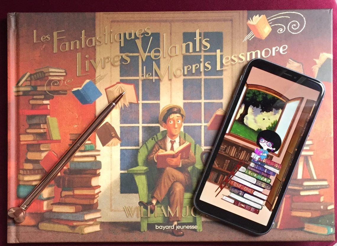 ALt-Les fantastiques livres volants de Morris Lessmore - Ella ou la magie des livres