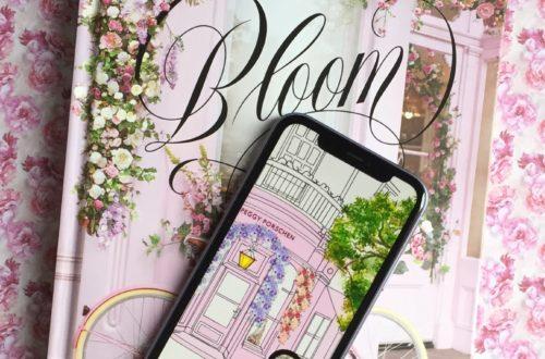 London in bloom - Ella ou la magie des livres