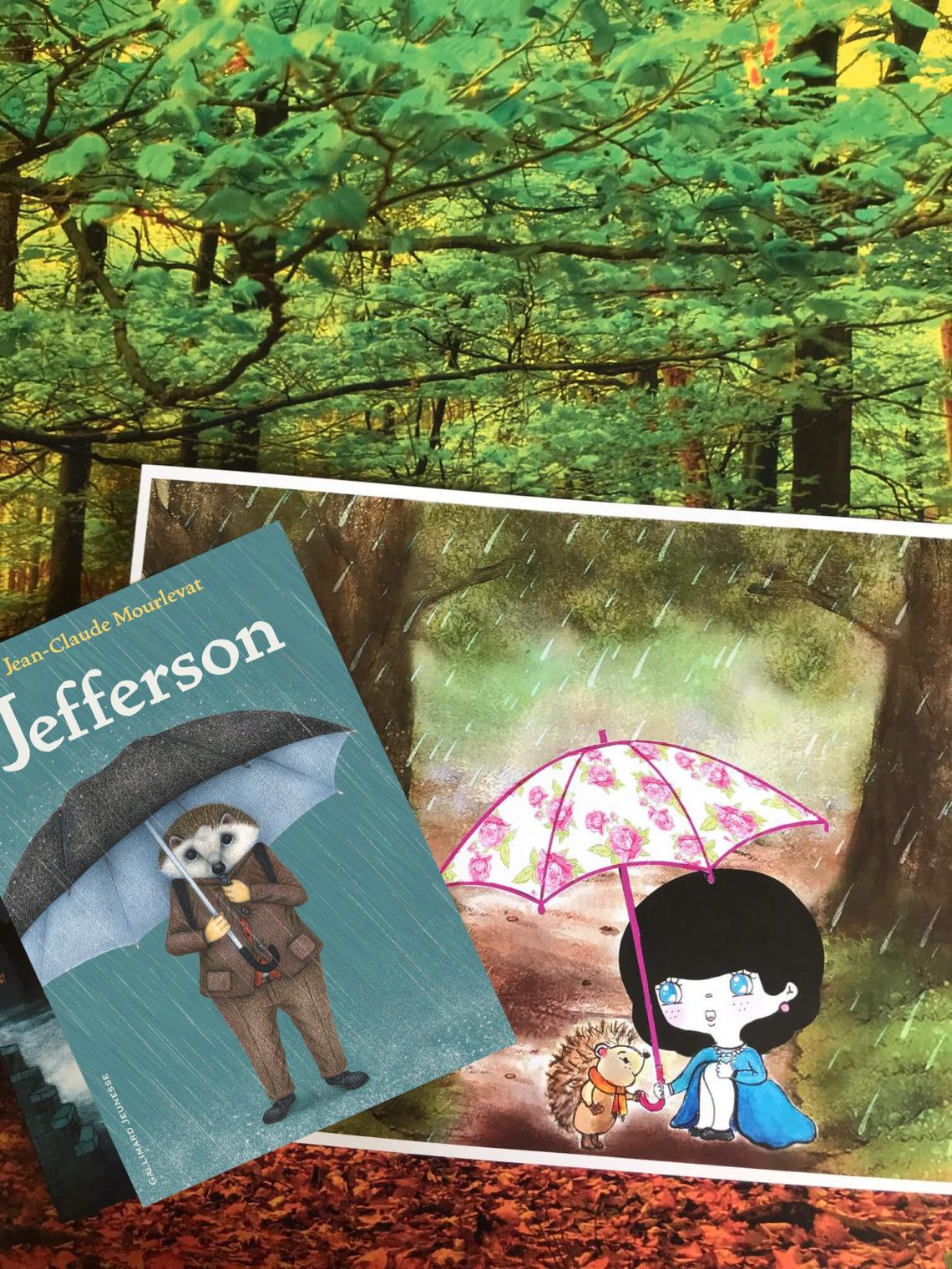 Jefferson de J-C Mourlevat