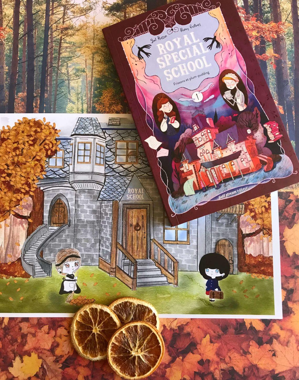 Royal Special School / Ella ou la magie des livres